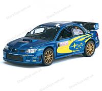 Машинка Kinsmart Subaru Impreza WRC 2007
