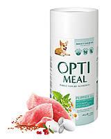Сухой корм Optimeal для щенков всех пород - индейка, 0,65кг