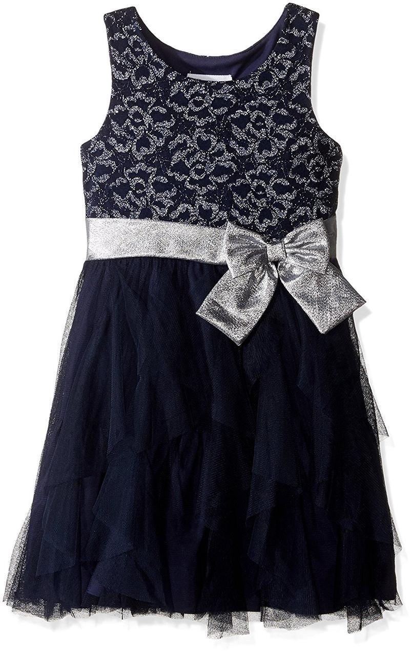 """Нарядное платье Bonnie Jean Girls' Sleeveless Side Sash Party Dress 4 года - Интернет-магазин """"Best Toys"""" в Киеве"""