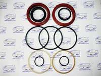 Ремкомплект гидроцилиндра ЦС-125 (Т-156) ковш погрузчика (нового образца) (силикон), Т-156