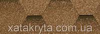 Битумная черепица катепал katepal katrilli золотой песок