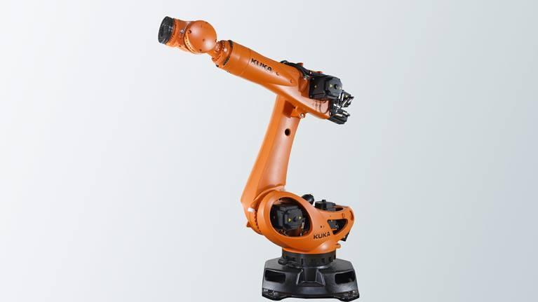 Измерительный робот KUKA OccuBots, фото 1