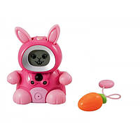 VTech Интерактивный питомец зайчик Kidiminiz Bunny Virtual Pet Pink Color