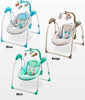 Дитяче крісло-качалка Caretero Loop (від 0 до 12 кг.)