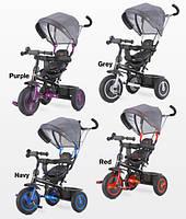 Дитячий триколісний велосипед Caretero Buzz (до 25 кг.)