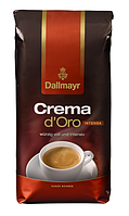 Кофе Dallmayr Crema d'Oro Intensa 100 Арабика в зернах