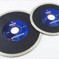 Отрезной алмазный диск по керамике,граниту и мрамору, Rapid (рапид),  чистый рез, 125х22