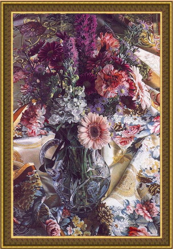 Репродукция картины современных художников «Столь очень веселый»