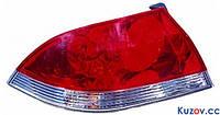 Фонарь задний Mitsubishi Lancer 9 04-09 левый (FPS) красно-белый