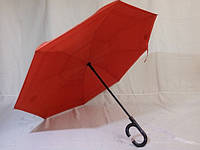 Зонты обратного сложения Smart, полуавтомат.