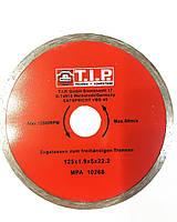 Отрезной алмазный диск по керамике,граниту и мрамору, TIP (тип) чистый рез, 150х22