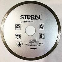 Отрезной алмазный диск по керамике,граниту и мрамору, Stern (штерн),  чистый рез, 150х22