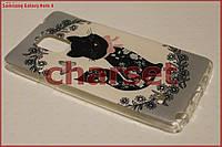 Чехол бампер на Samsung Galaxy Note 4 N910C bs#03