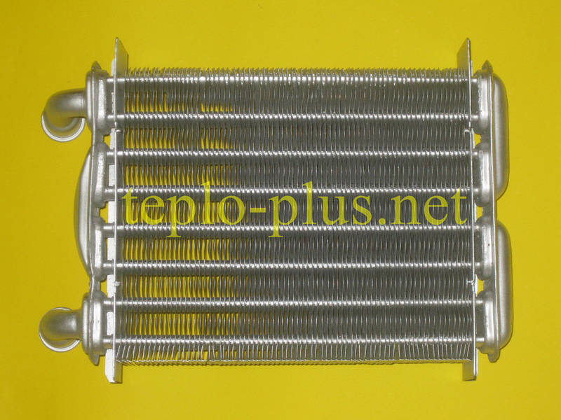 Теплообменник первичный (основной) BI1562103 Biasi Rinnova M290.24CM/M, M290.24CV/M, Inovia M290.24CM/T, фото 2