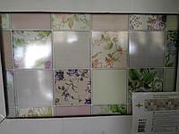 """Панно з панелей ПВХ """"Гармонія"""" 0,6мм (945х630мм) (комплект 3шт)"""