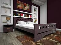"""Деревянная кровать """"Атлант 9"""""""