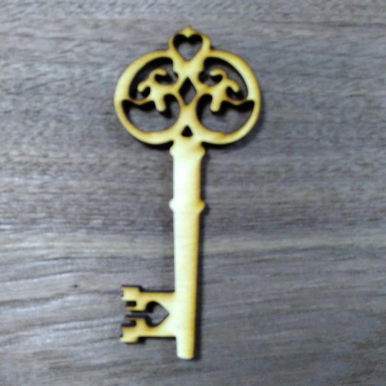 Ключик деревянная резная игрушка - Robin Wood в Виннице