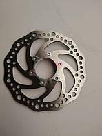 Тормоз передний дисковый механический