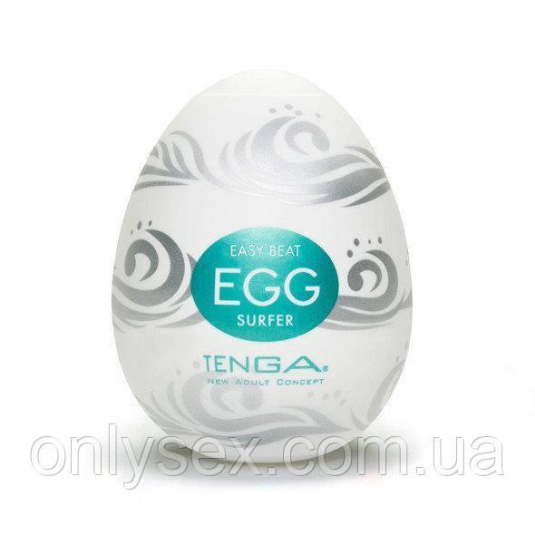 Мастурбатор Tenga Egg Surfer
