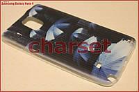 Чехол бампер на Samsung Galaxy Note 4 N910C bsu#04