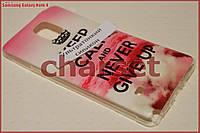 Чехол бампер на Samsung Galaxy Note 4 N910C bsu#05