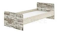 Кровать (2000х900) Арт-Кантри АК-К12