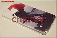 Чехол бампер на Samsung Galaxy Note 4 N910C bsu#06