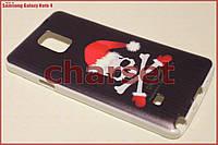Чехол бампер на Samsung Galaxy Note 4 N910C bsu#07