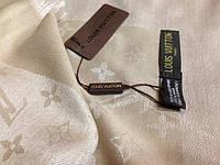 Платок Louis Vuitton беж