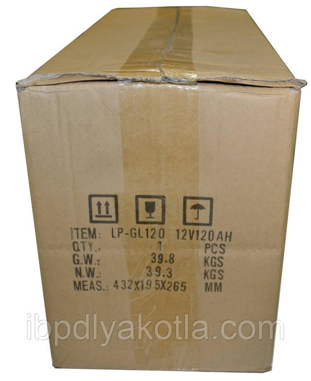 LP-GL-12V-120AH