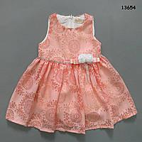 Нарядное платье для девочки. 2-3;  3-4;  4-5;  5-6 лет, фото 1