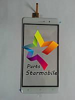 Сенсор (Тачскрин) для мобильного телефона Bravis A552 Joy Max, белый
