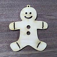 Печенька дерев'яна іграшка