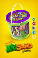 """Кинетический песок """"Kid Sand"""", 1000г (12шт)"""