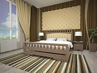 """Деревянная кровать """"Атлант 11"""""""