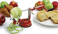 Яблокочистка Core Slice Peel 3 в 1, прибор для очистки яблок