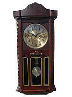 Часы настенные механические ADLER 11002 w
