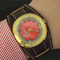 Олимпийские Ракета мужские наручные часы СССР , фото 1