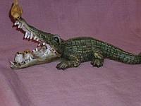 Декоративная статуэтка Крокодил 21 сантиметр