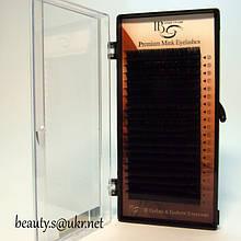 Ресницы I-Beauty, D-0,10мм