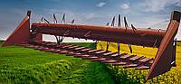 Приставка для подсолнечника ПС(А) 5м на комбайн Нива,Лаверда,Колос,Бизон.