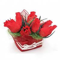 Букет из конфет Фламенко / оригинальный подарок