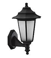 Светильник садово-парковый BEGONYA-2-BLACK, фото 1