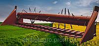 Приставка для подсолнечника ПС(А) 6.7м на комбайн Джон Дир,Кейс,Клаас., фото 1