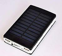Солнечное зарядное Power Bank Solar 32000mAh