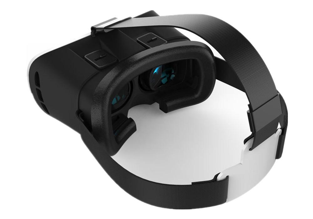 Очки виртуальной реальности vr glasses в ленте посмотреть крепеж смартфона ipad (айпад) спарк комбо