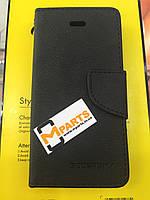 Чехол книжка Goospery Iphone 5/5S Black