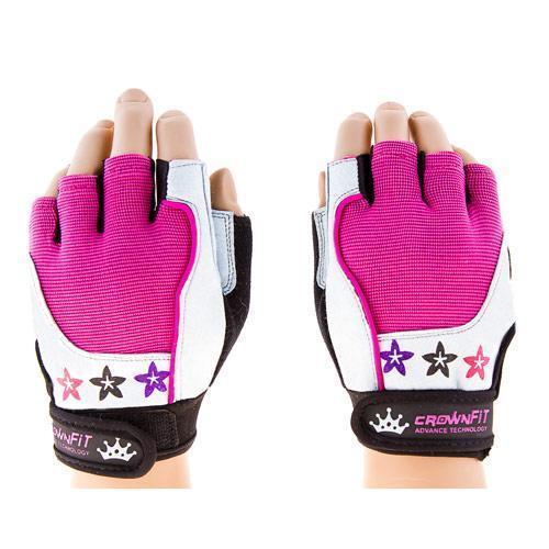Перчатки для фитнеса CrownFit. Распродажа! Оптом и в розницу!
