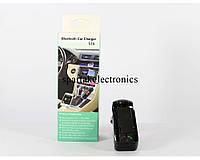 FM-модулятор FM MOD. CM-S16BL + BTс зарядкой  для телефона от прикуривателя и от сети