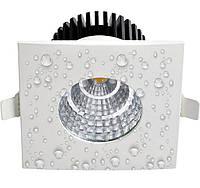 """Светодиодный светильник встраиваемый  LED """"JESSICA"""" Турция IP65 NEW 6W COB 410Lm (4200K), фото 1"""